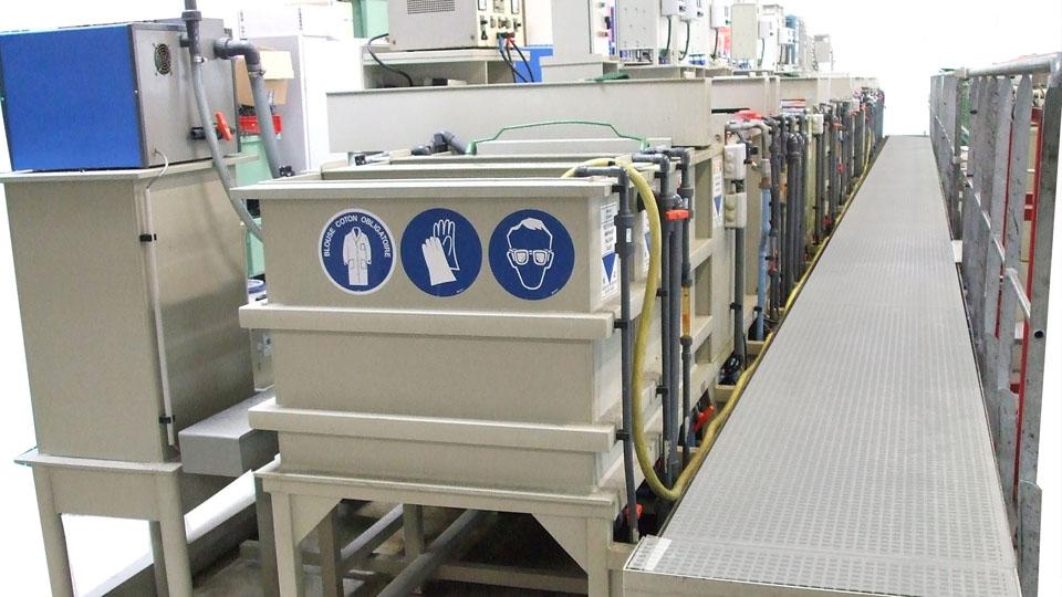 Chaudronnerie Plastique - Équipements sur mesure