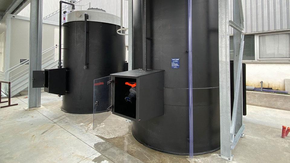 Chaudonnerie plastiques - sécurité industries