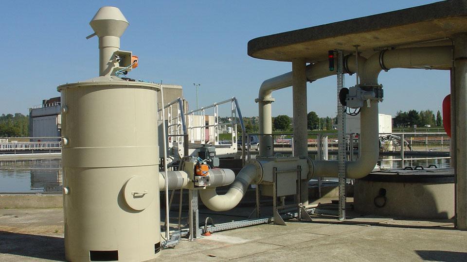 La chaudronnerie plastique au service du traitement de l'air