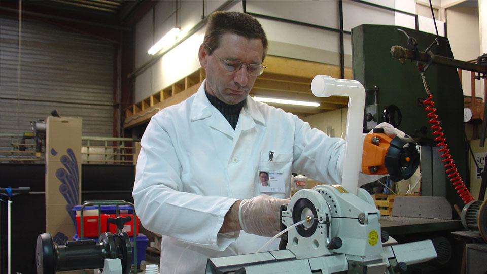 Chaudronnerie Plastique - Polyfluorure de vinylidène