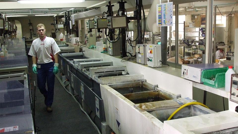 Chaudronnerie Plastique - Inspection des Installations existants