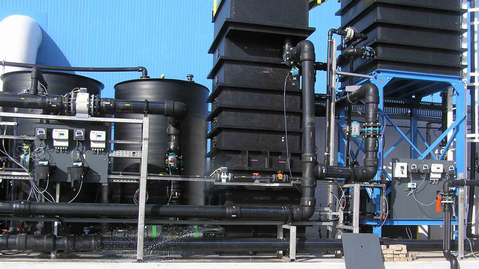 Chaudronnerie Plastique - Sécurisation des installations